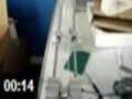 直角坐标机械手测试视频