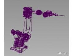 六自由度工业机器人