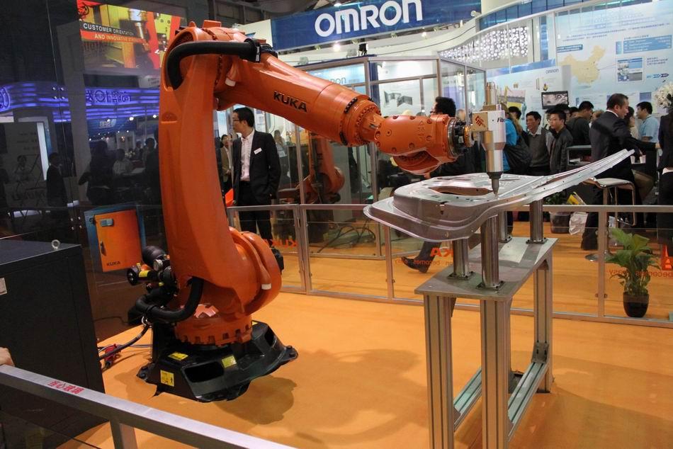 2011国际工业博览会