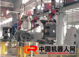 工程机械焊接自动化的发展趋势