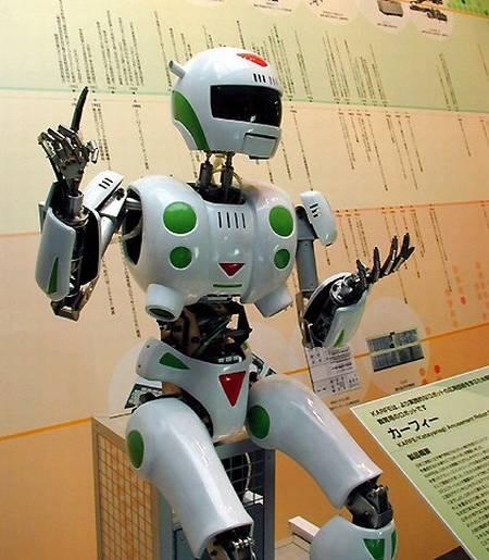 娱乐机器人无所不能 让世界多姿多彩