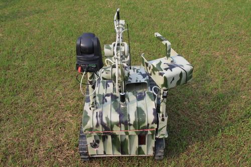 核化侦察机器人