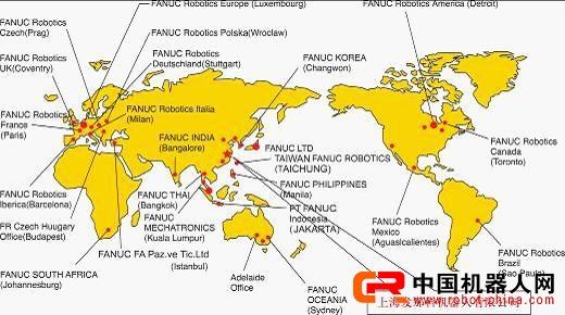 独领风骚背后的秘籍——2011年FANUC机器人稳居中国榜首