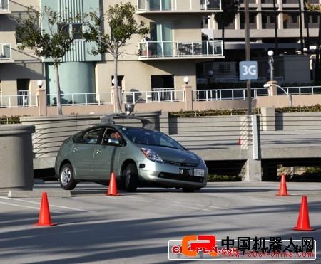 无人驾驶汽车高清图片