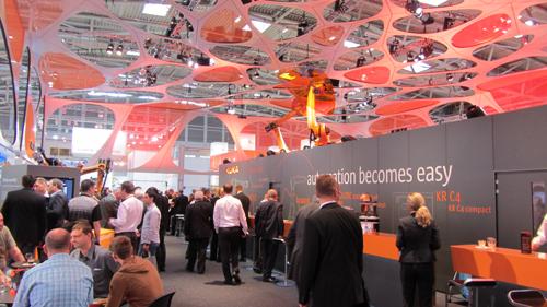 2012德国机器人展——自动化新技术解决方案
