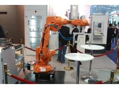 第二届深圳机械自动化展——机器展区