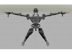 畅想未来的救灾机器人(组图)
