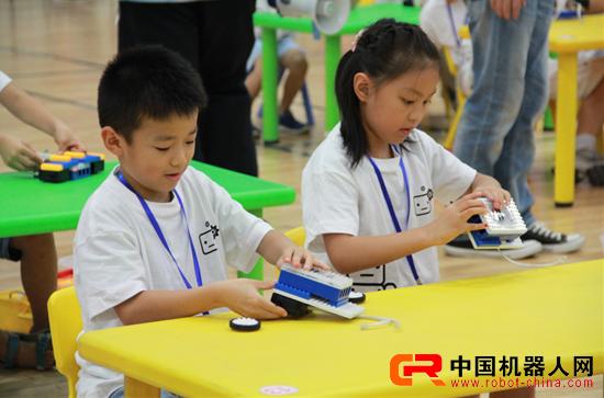 2013乐博杯国际机器人奥林匹克竞赛隆重举行