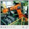 机器人操作处理犁刀