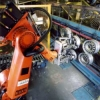 钢圆盘轮的操作处理