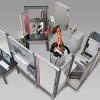 ZWICK 采用性能可靠的库卡机器人进行材料测试