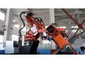 ABB机器人焊接车门