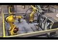 发那科R-1000iA_80f和ARC Mate 100ic和M-710ic_70焊接车门示范