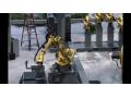 发那科R-2000iB和电弧交配100ic集成电路部分检查与协调运动