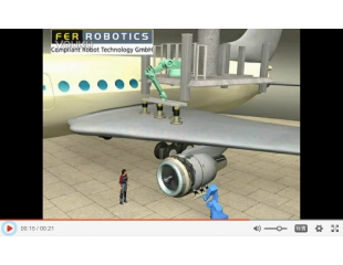 KEBA KeMotion 完美的 机器人 控制系统 主动 自适应法兰 抛光 打磨