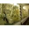 日本川崎防爆机器人后视镜喷漆线