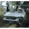 日本川崎机器人汽车车体喷涂生产线