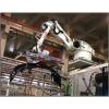 日本川崎机器人从成型机中产品取出作业