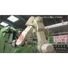 日本川崎機器人去除連桿產品毛刺