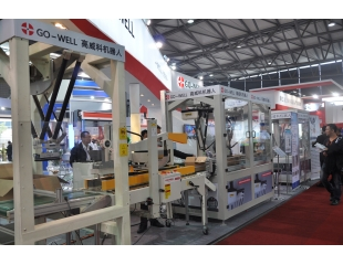 上海高威科Delta机器人应用于食品包装行业