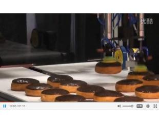 发那科M-3iA和M-430iA挑选甜甜圈