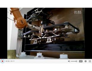 ABB工业机器人抛光-1