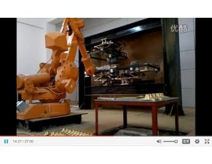 ABB工业机器人抛光系统-2