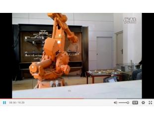ABB工业机器人抛光-3