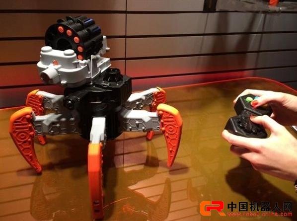 纽约玩具展上最具创意的科技玩具