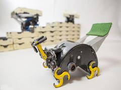 美科学家研制白蚁式自组织机器建筑工