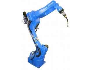 安川MOTOMAN机器人在点焊行业应用