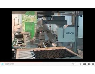 EPSON带视觉向导 (RS3-351SSR Scara)