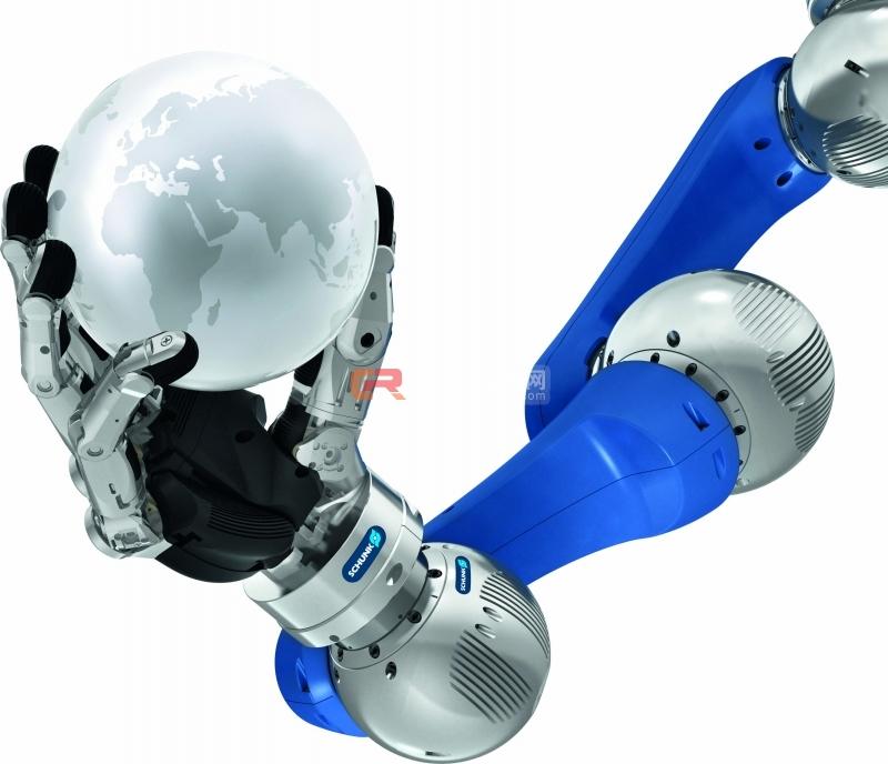 需要结构更紧凑,重量更轻的精密机械手