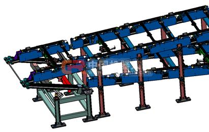 重力輸送機(Gravity Conveyor)