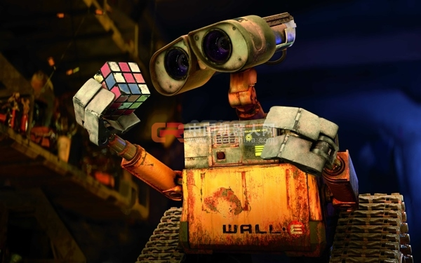 有时候傻傻呆呆的机器人更可爱
