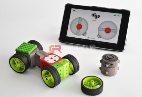 模块机器人:让孩子能制作实用的机器人