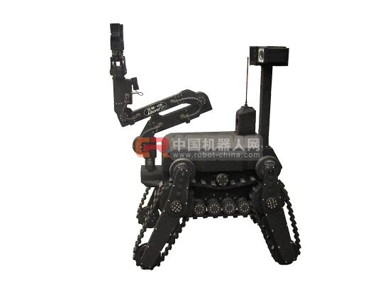 广州生产的机器人很能干