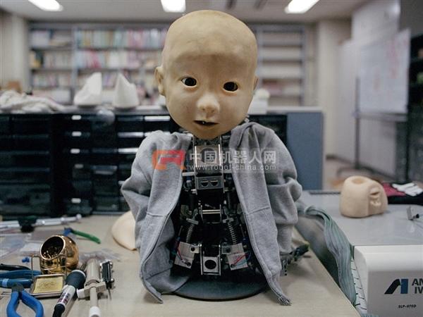 探访日本类人机器人实验室