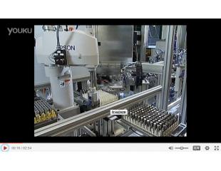 EPSON机器人汽车零部件的组装-2