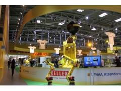 2014年德国慕尼黑机器人及自动化展