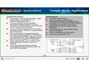 YASKAWA Sigma-5转矩控制模式的应用程序