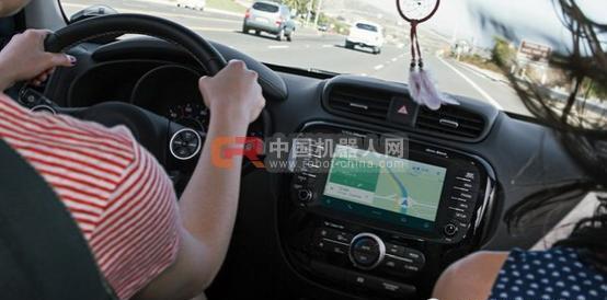 谷歌和苹果谁让汽车更智能 高清图片