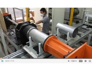 安川首钢--消声器焊接线