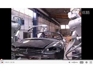 安川首钢--轿车喷涂