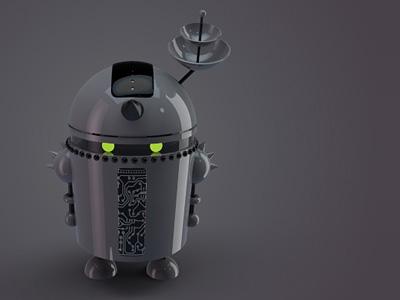 机器人产业进入黄金时代 服务领域潜力大