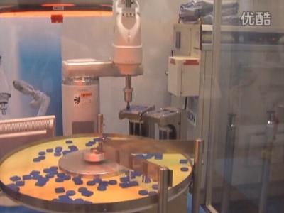 齐发国际机器人——G6环形传送带跟踪