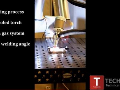 UR 机器人焊接解决方案