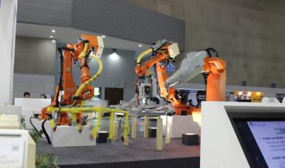 2014韩国机器人展