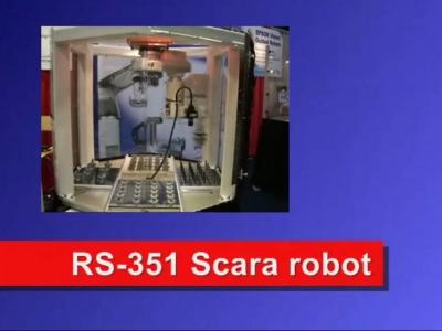 齐发国际机器人——RS3-351SSR带视觉