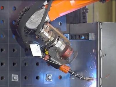 CLOOS – 焊接应用演示